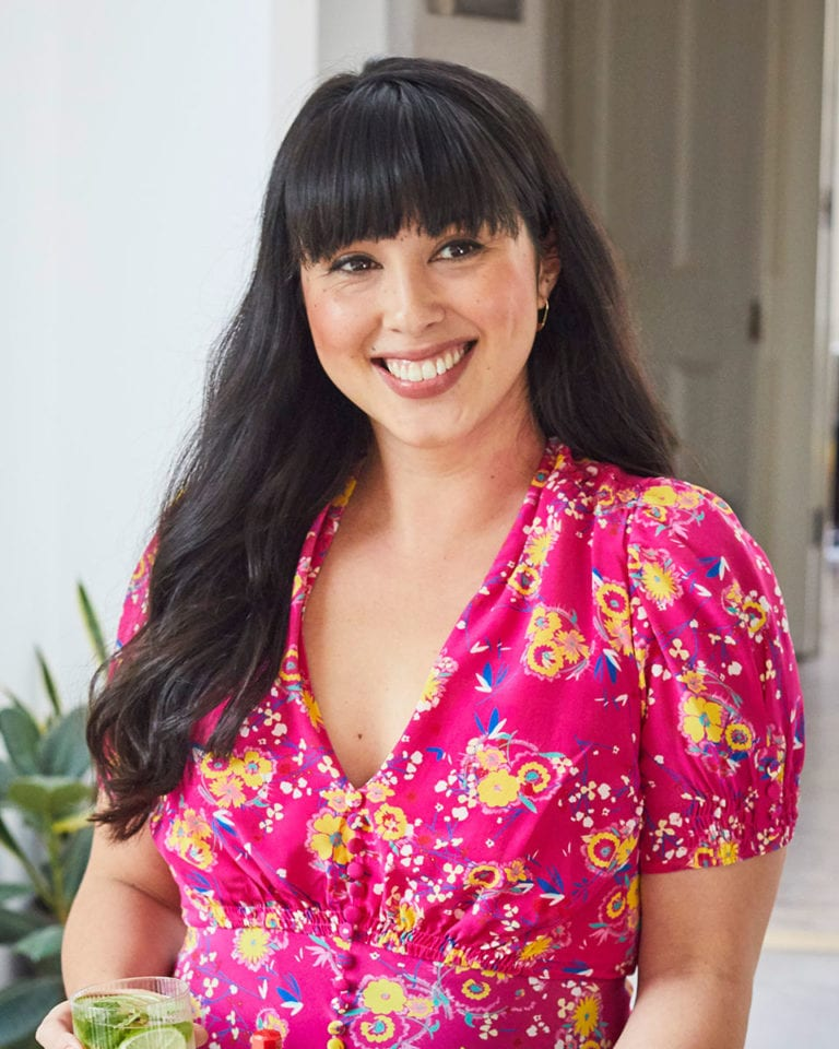 Five minutes with Melissa Hemsley