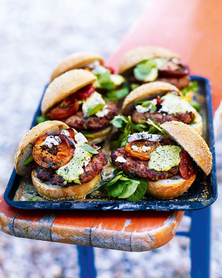 Alternative Barbecue Recipes Delicious Magazine