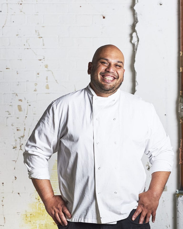 How to cook like… Ramael Scully: listen now