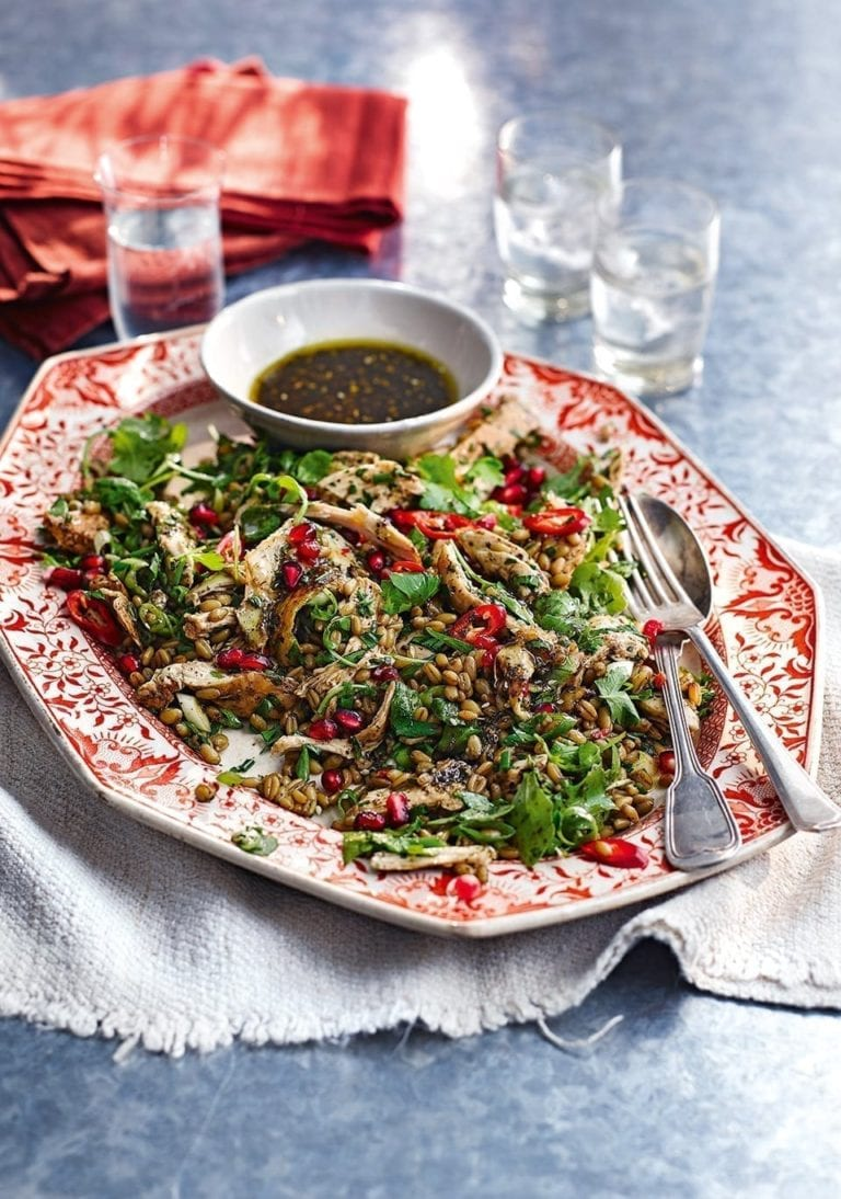 What to do with leftover freekeh