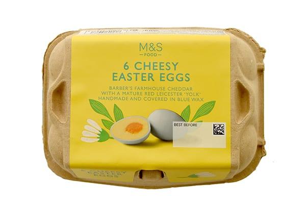 Marks & Spencer Easter egg