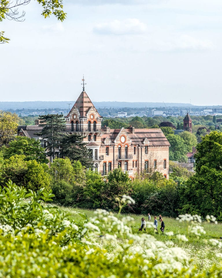 Win a six-course meal and stay at The Petersham hotel