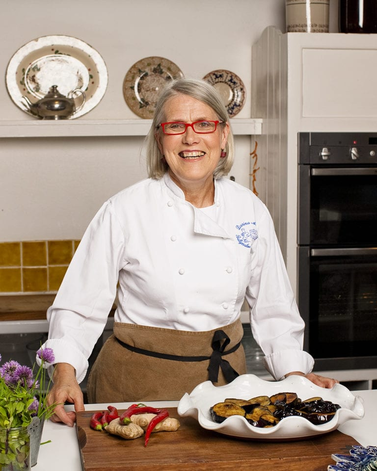 Darina Allen tells us how she made it to the top: listen here