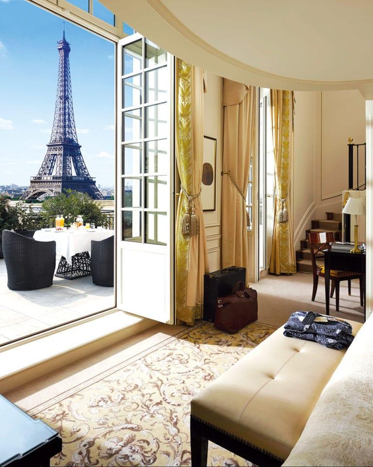 Win a luxurious Paris escape, worth over £5,000