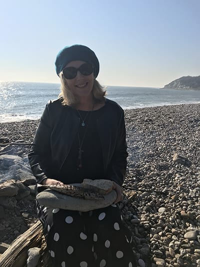 Gilly with mackerel