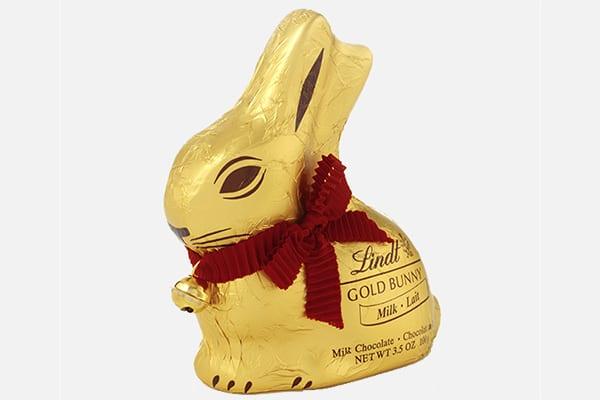 Lindt bunny
