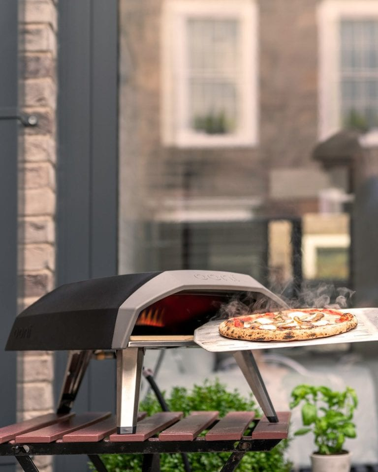Win an Ooni pizza oven, worth £249