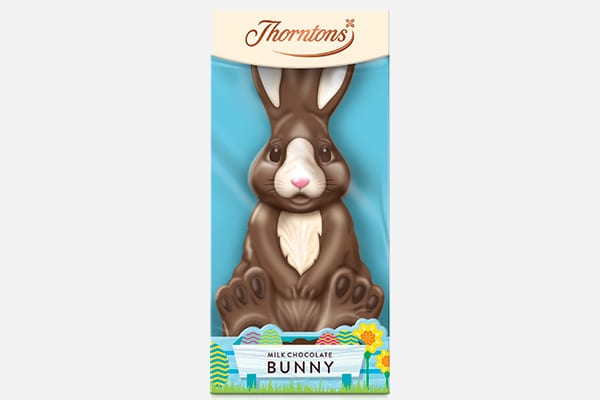Thortons bunny
