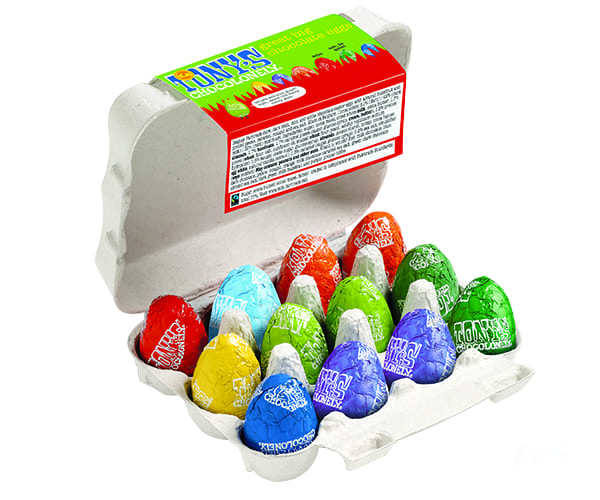 Tonys eggs