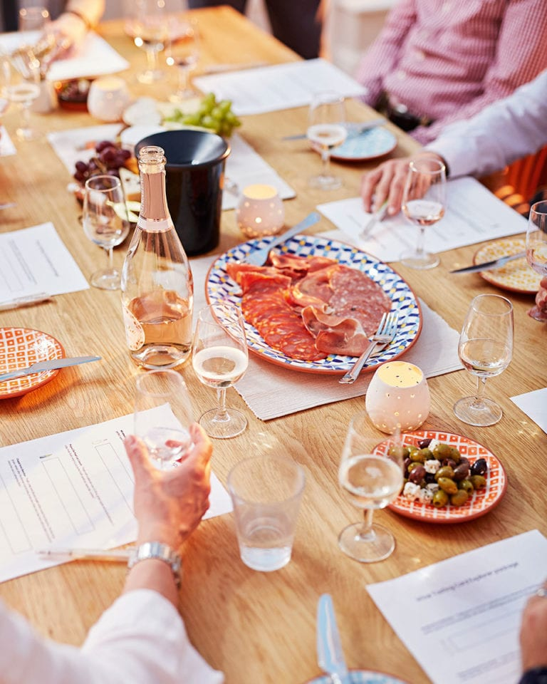 Win a wine tasting experience in your home, worth £500