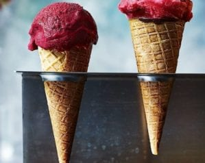 What to do with leftover frozen raspberries