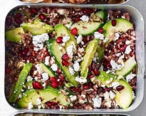 What to do with leftover pomegranate molasses