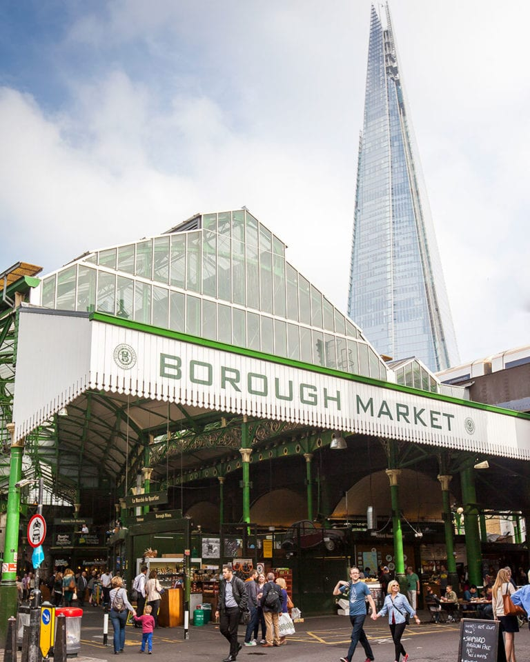 Borough Market: the ultimate foodies' guide