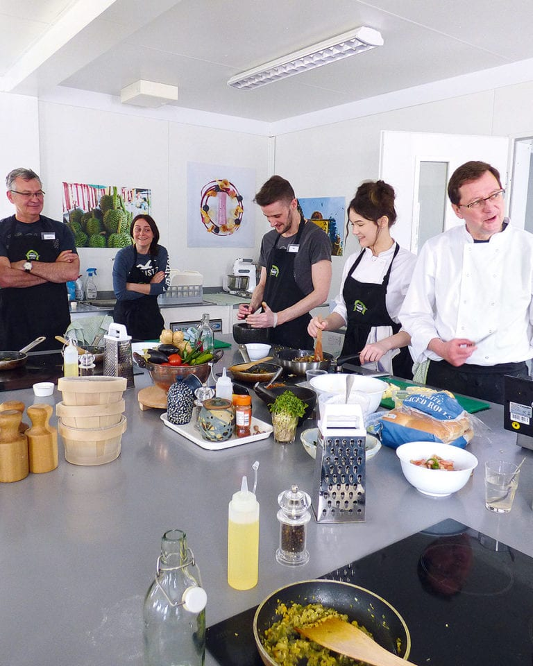Cookery school review: Rutland Cookery School