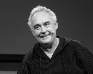 Five minutes with Ferran Adrià