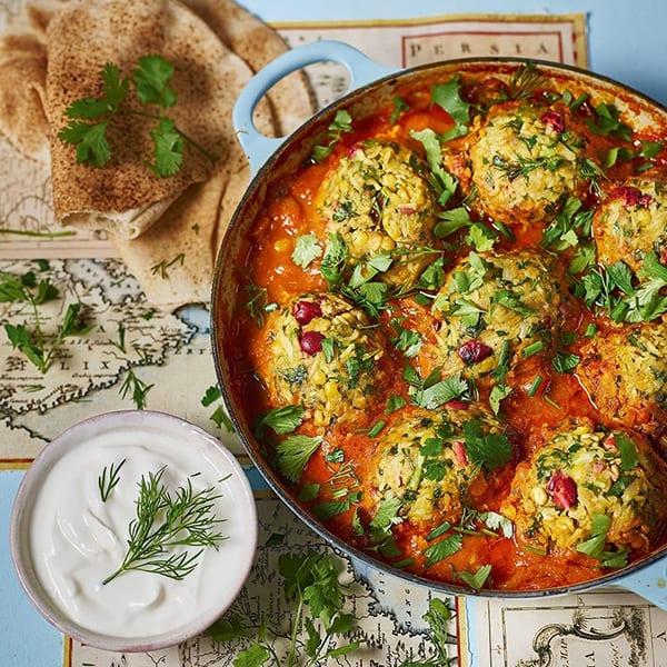 persian meatballs