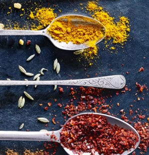 Some like it hot: the science behind spices