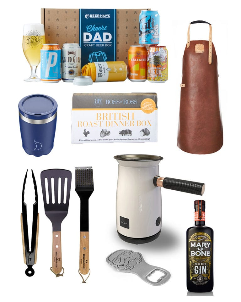 Foodie gift ideas for Father's Day 2020