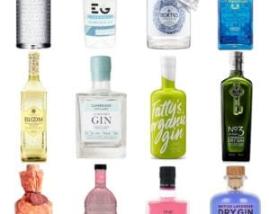 It's a gin RAINBOW! Our favourite colourful gins for 2020