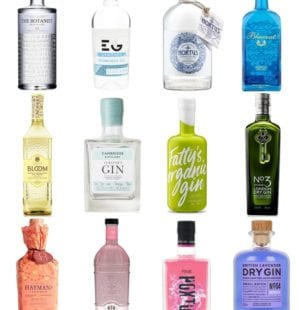 It's a gin RAINBOW! Our favourite colourful gins for 2019