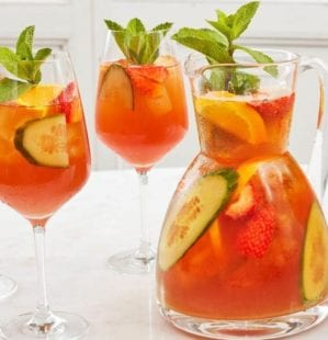 Can you get better than Pimm's? Our blind taste test results aren't what you'd expect…