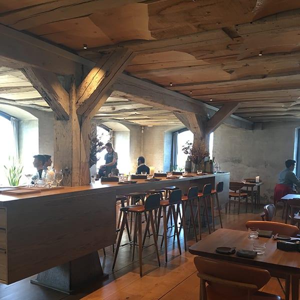 Barr restaurant Copenhagen