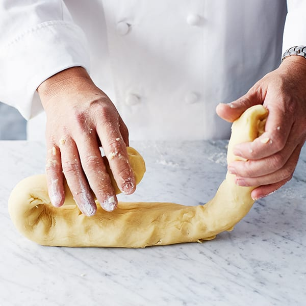 sausage of pastry