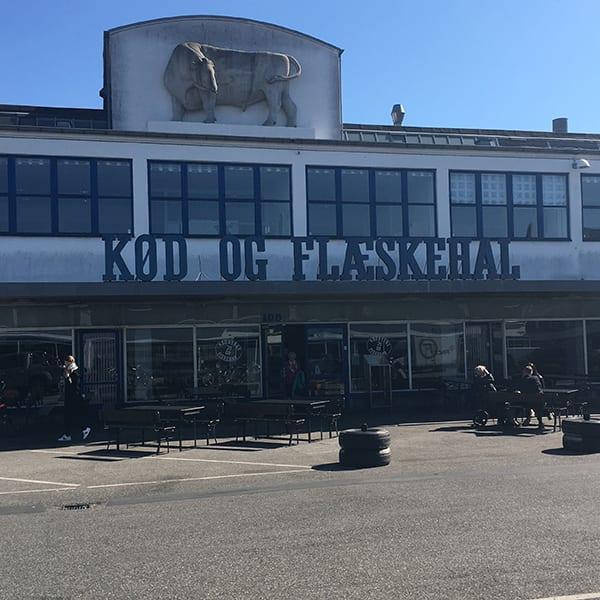 Fiskebaren, Copenhagen