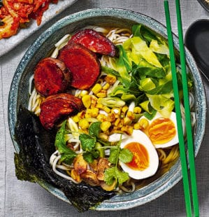 How to throw a ramen party