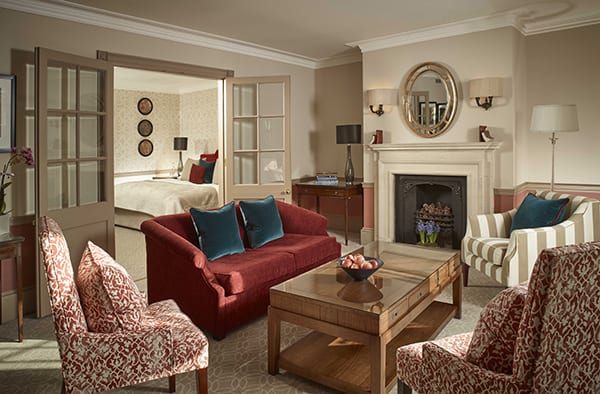 The Rowlandson Suite Royal Crescent Hotel