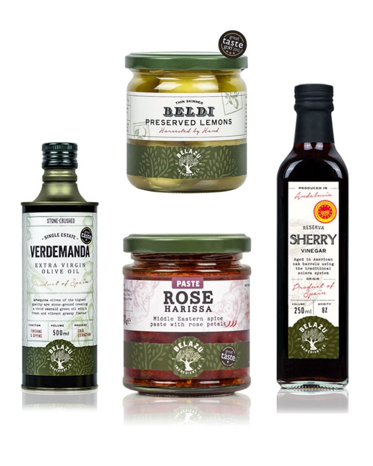 Win one of three foodie hampers