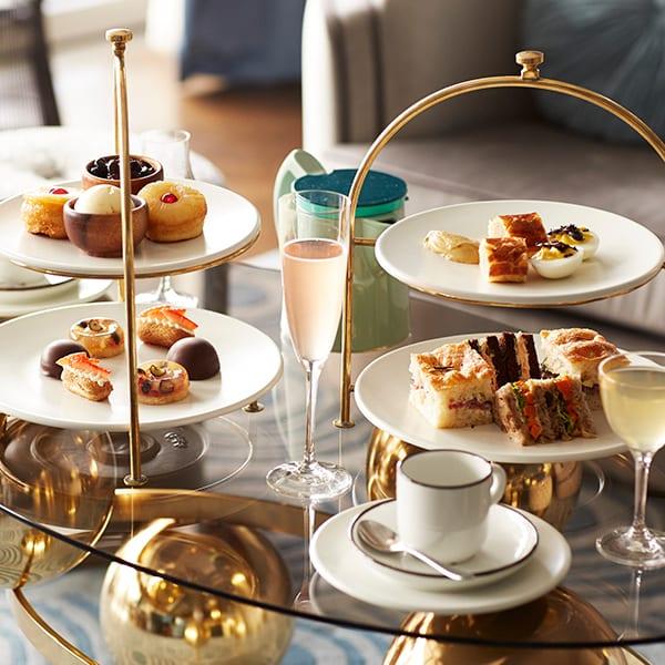 Lyaness fancy afternoon tea