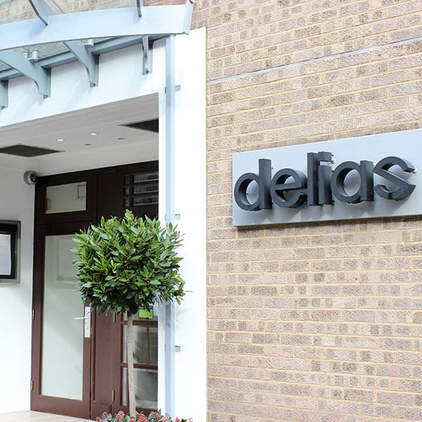 Delia restaurant