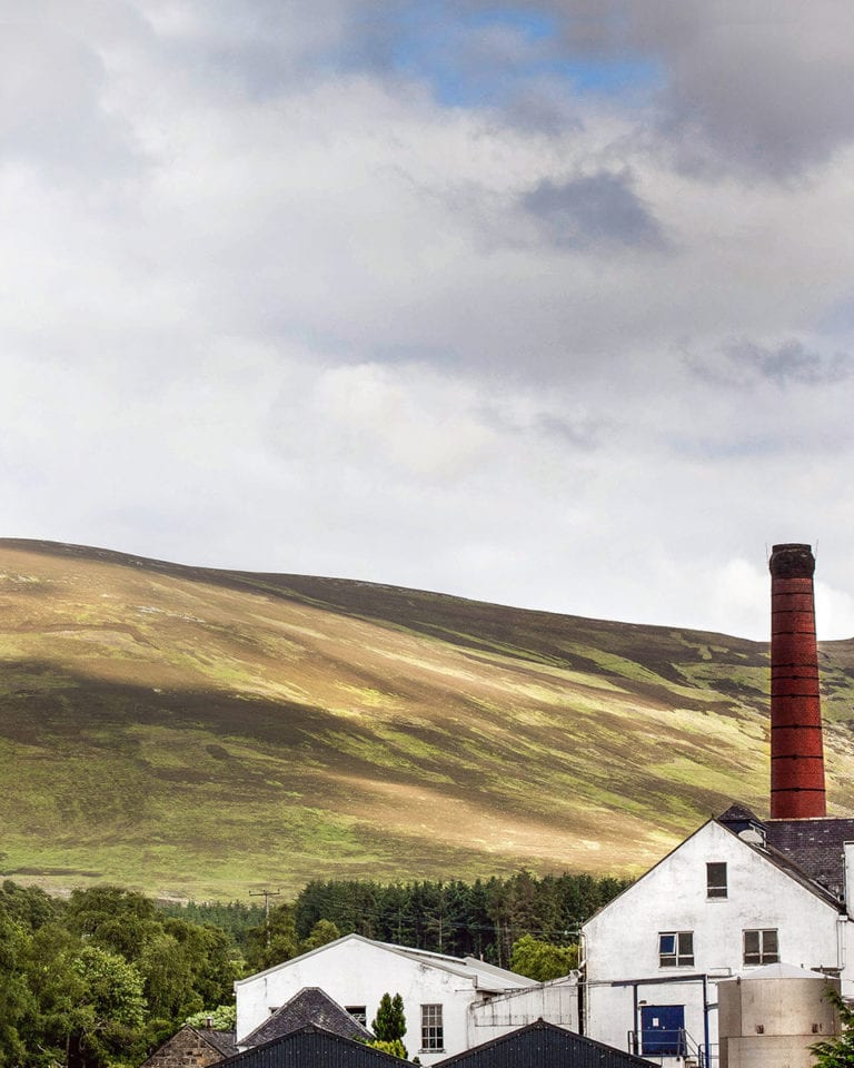 This gin distillery in the Scottish highlands is the perfect place to switch off (and drink gin)