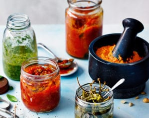 The 5 best Italian sauces for summer