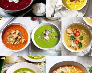 7 colourful soup recipes that are sure to boost your mood