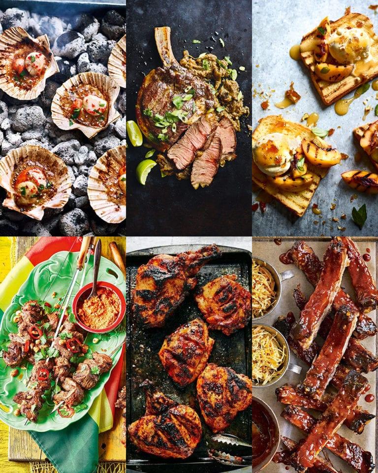 4 best ever barbecue menus