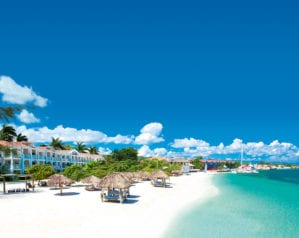 Win a gourmet holiday to Jamaica worth £5,000* with Sandals Resorts