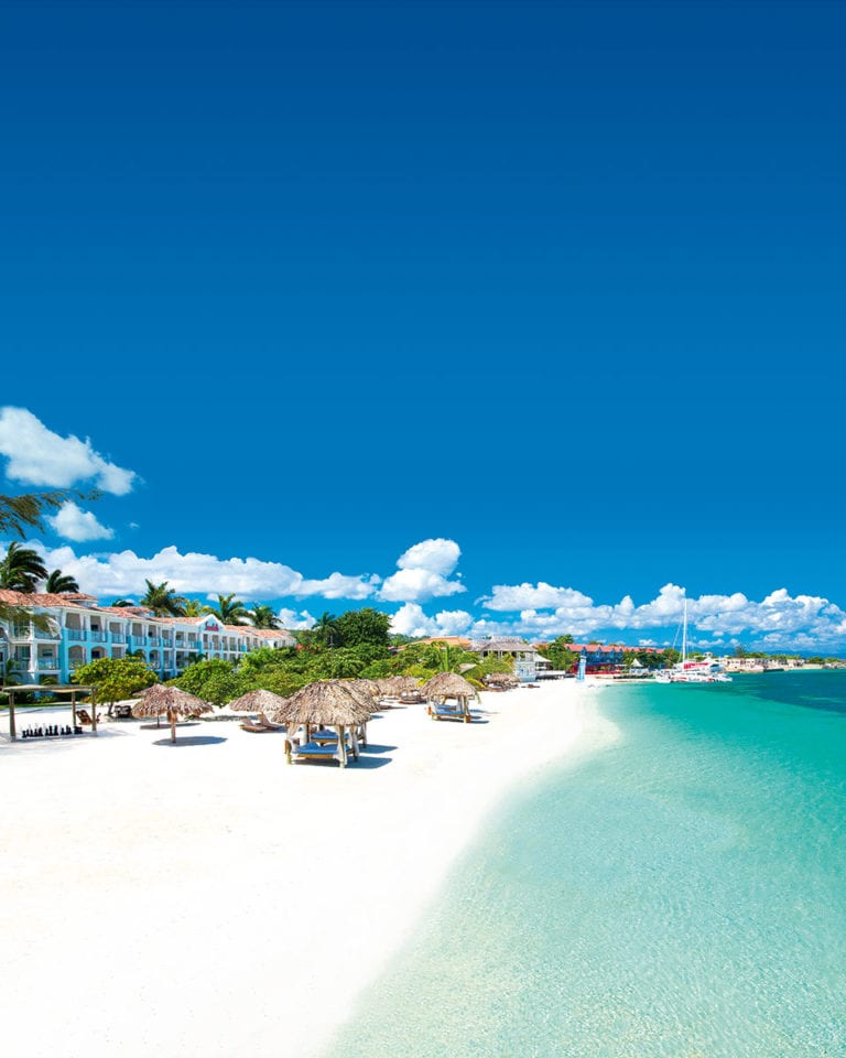 Win a gourmet holiday to Jamaica worth £5,000* with Sandals