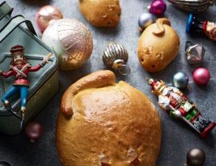 Cheese and mushroom piroshki