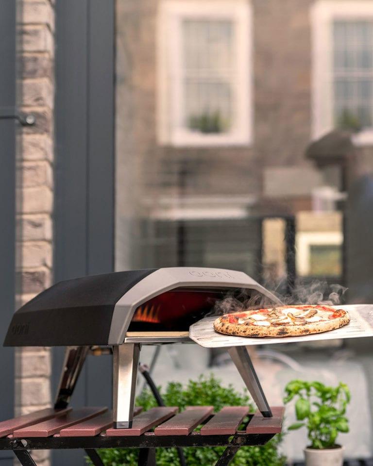 Win an Ooni Koda pizza oven, worth over £250