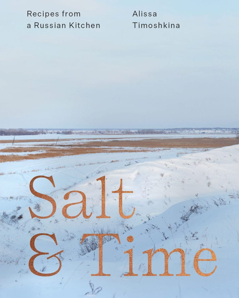 Cookbook review: Salt & Time: Recipes from a Russian kitchen
