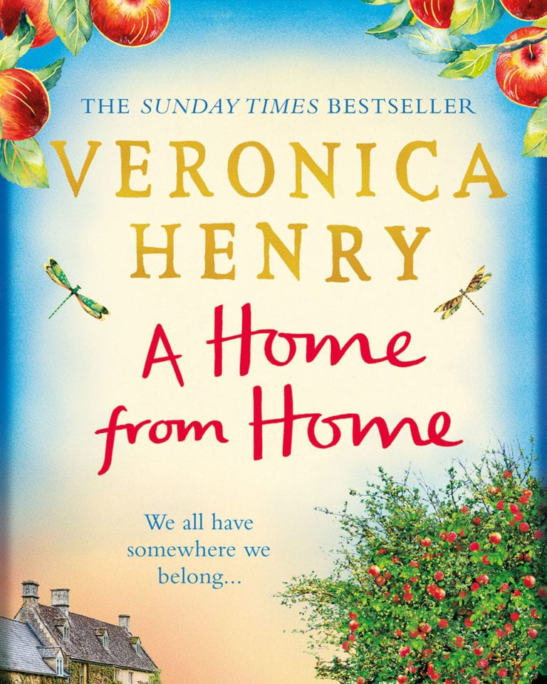 Listen now: Tastes like home with Veronica Henry
