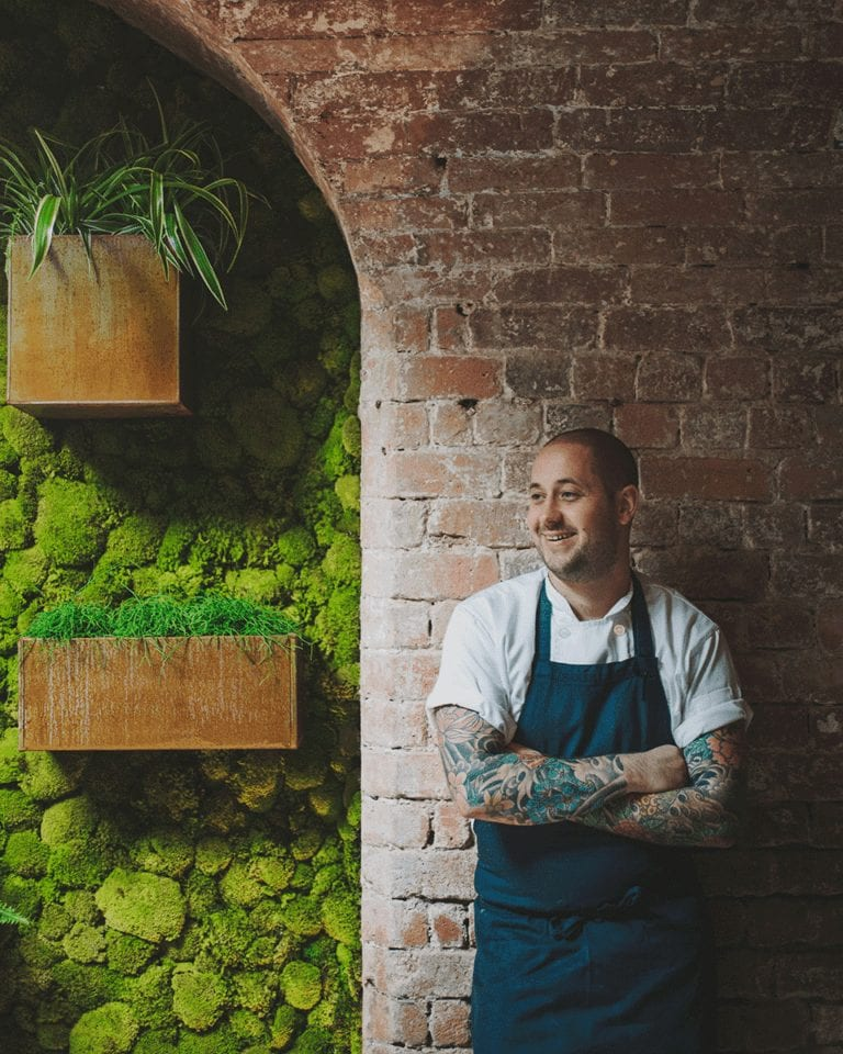 24 hours in Nottingham with chef Alex Bond