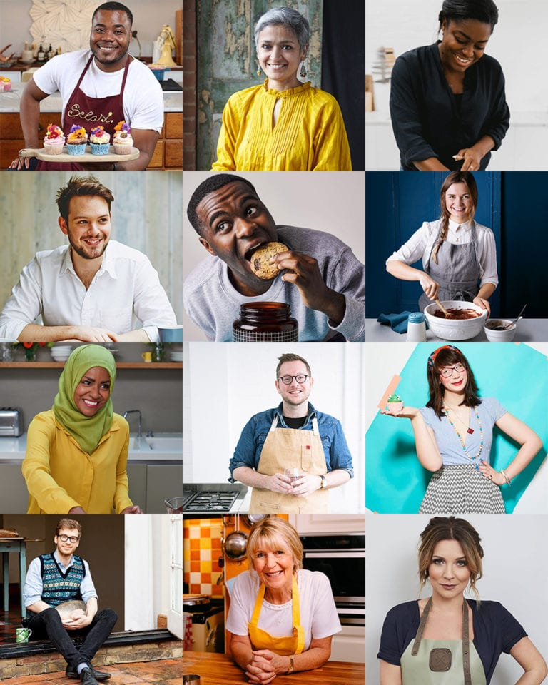 Bake Off Stars: Where are they now?