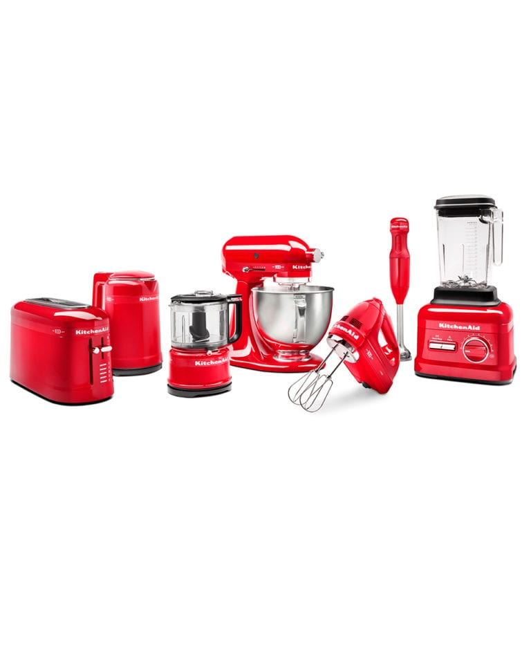 Win KitchenAid appliances worth £1,600!