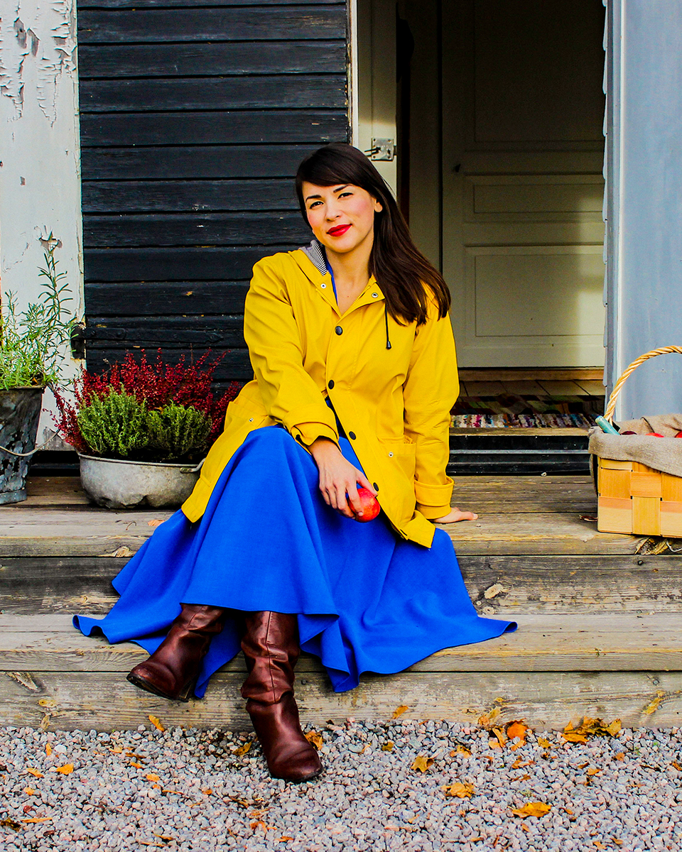 Five minutes with Rachel Khoo
