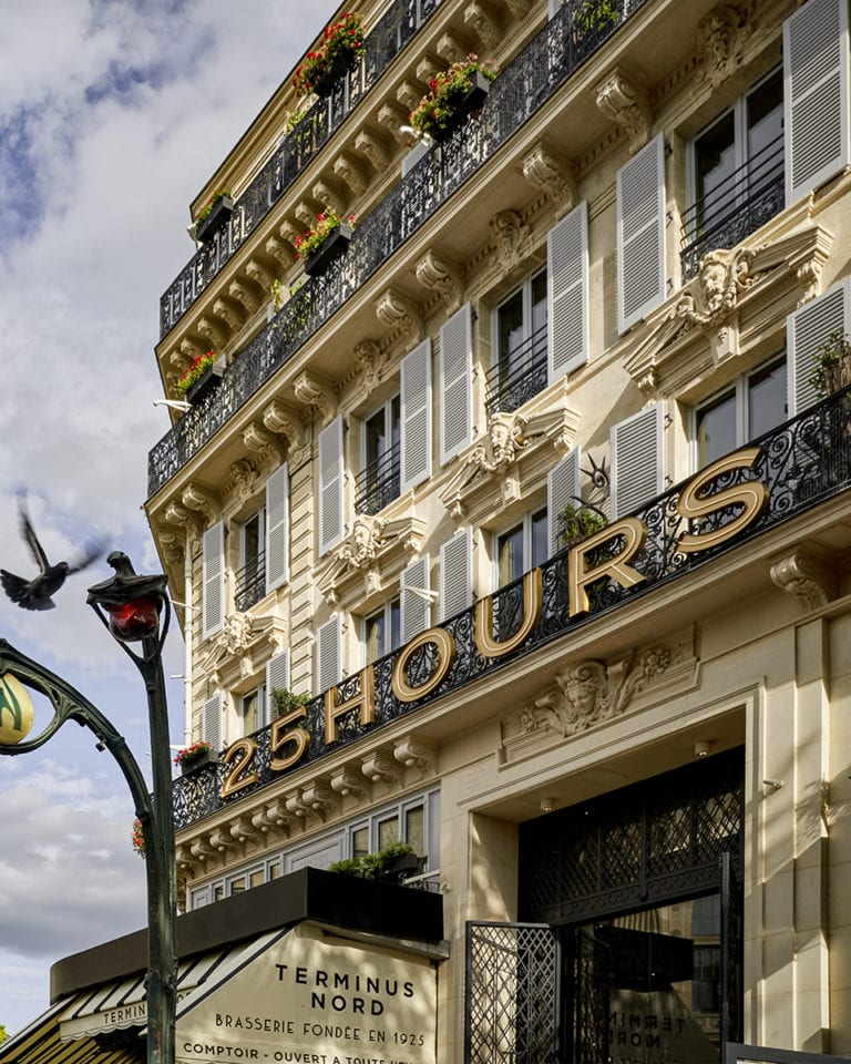 25Hours Hotel Terminus Nord, Paris, hotel review