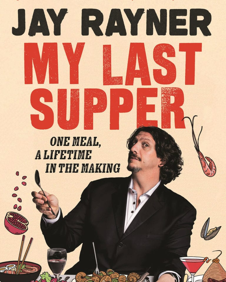 Jay Rayner on food memories, mortality and jazz: listen now