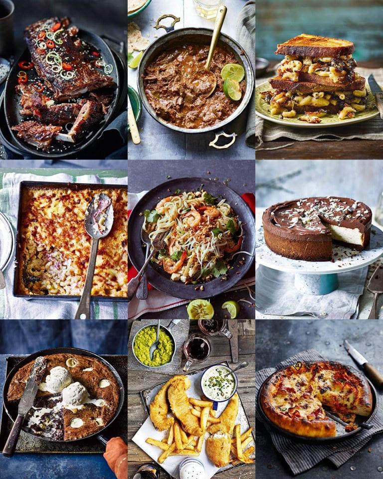 20 Saturday night recipes that are oh so indulgent